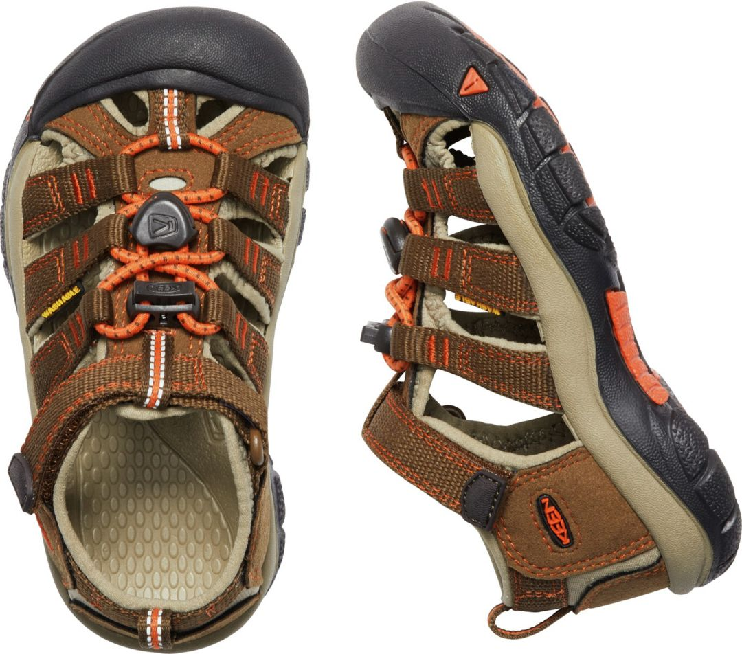 huge selection of d5db8 1e51b KEEN Kids' Newport H2 Sandals