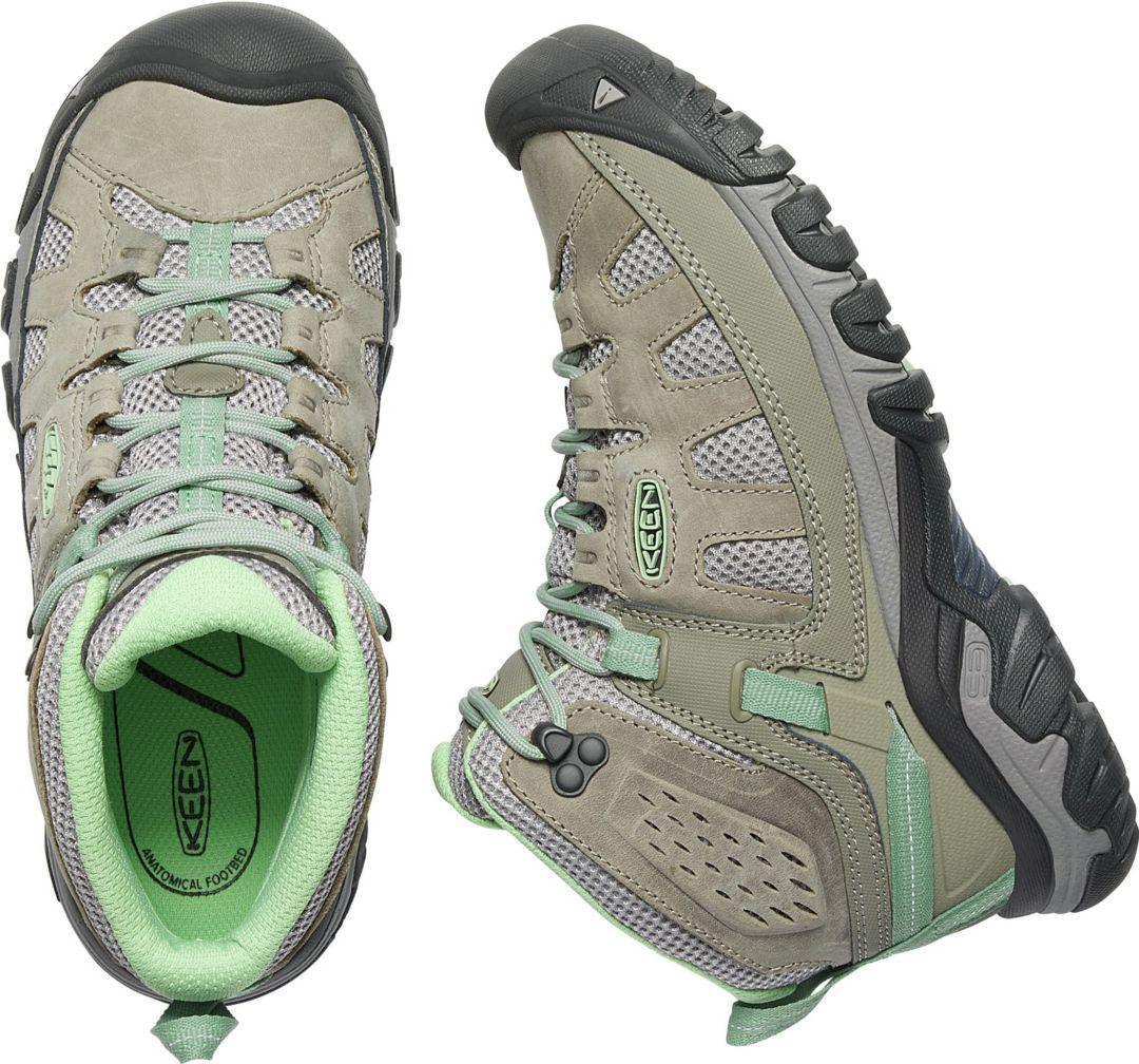 0df2853f4e6 KEEN Women's Targhee Vent Mid Hiking Boots