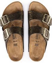 Birkenstock Women's Arizona Shiny Python Sandals product image