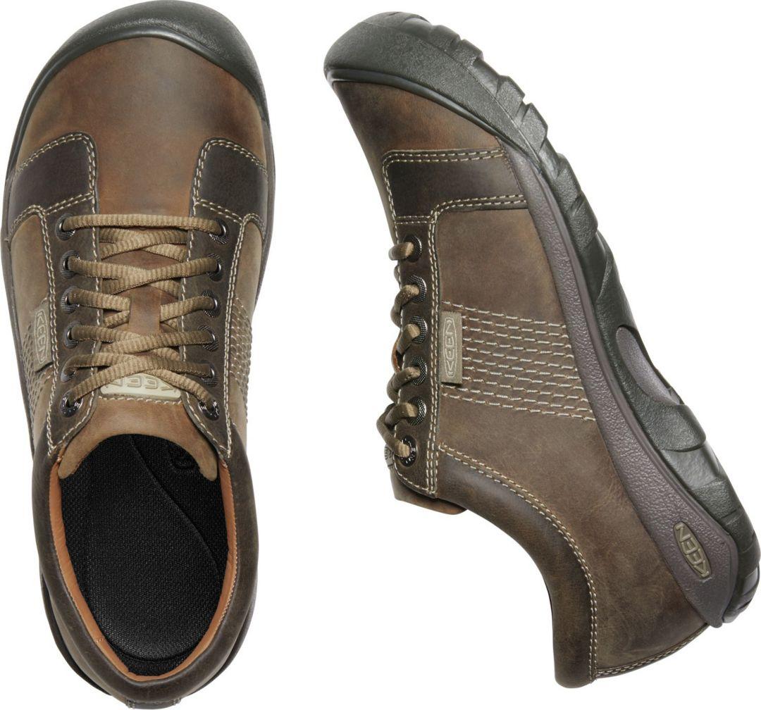 b0b3f7e5037 KEEN Men's Austin Casual Shoes