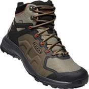 KEEN Men's Explore Mid Waterproof Hiking Boots product image