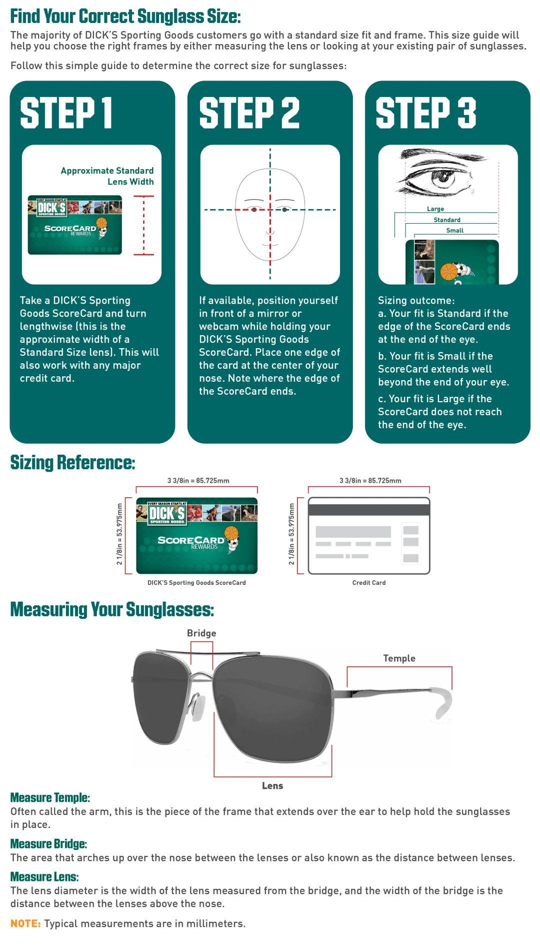 2879d37a9 Field & Stream Men's FS2 Polarized Sunglasses   DICK'S Sporting Goods