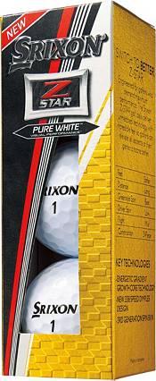 Srixon Z-STAR Golf Balls product image