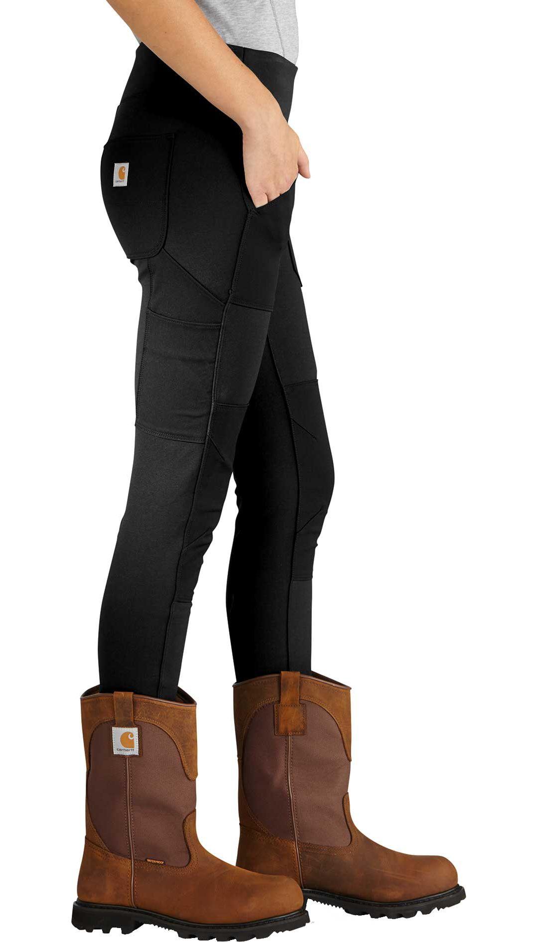 f1788788de Carhartt Women's Force Utility Knit Leggings