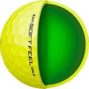 Srixon 2018 Soft Feel 11 Yellow Golf Balls product image