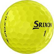 Srixon 2019 Q-STAR Yellow Golf Balls product image