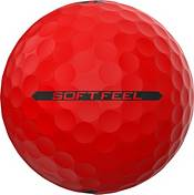 Srixon Soft Feel Brite Red Golf Balls – 12 Pack product image