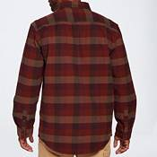 Carhartt Men's Loose Fit Heavyweight Long Sleeve Flannel Plaid Shirt product image