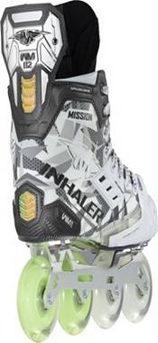 Mission Senior RH Inhaler WM02 Roller Hockey Skates product image