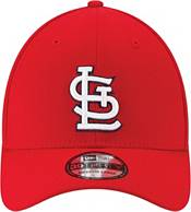New Era Men's St. Louis Cardinals 39Thirty Classic Red Stretch Fit Hat product image