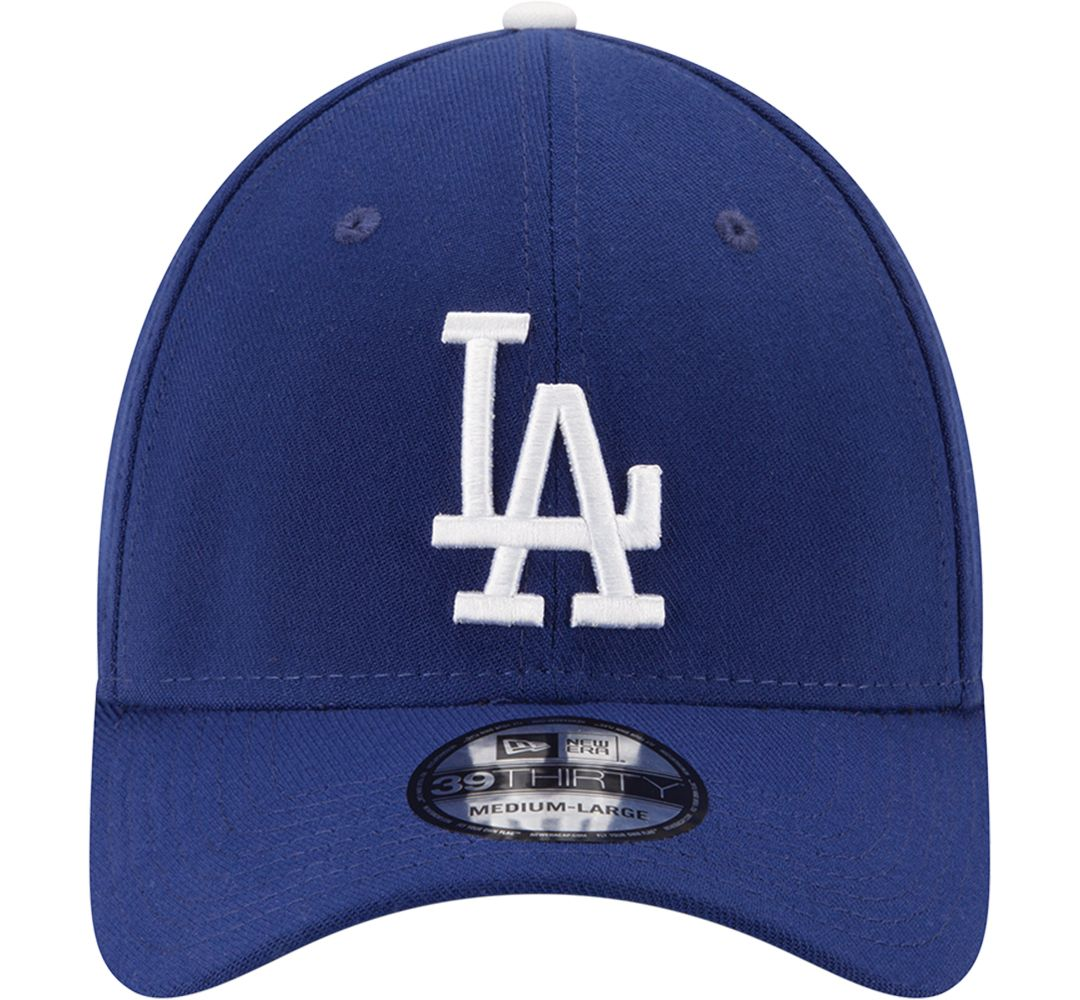 timeless design fdbdb 14b84 New Era Youth Los Angeles Dodgers 39Thirty Classic Royal Stretch Fit Hat 2