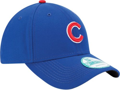 176b8f74ca4 New Era Men s Chicago Cubs Royal League 9Forty Adjustable Hat ...