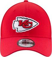 New Era Men's Kansas City Chiefs Red 39Thirty Classic Fitted Hat product image