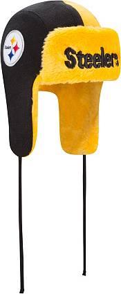New Era Men's Pittsburgh Steelers Helmet Head Trapper Knit product image