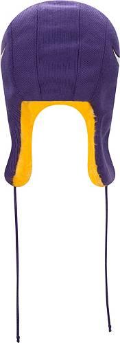 New Era Men's Minnesota Vikings Helmet Head Trapper Knit product image