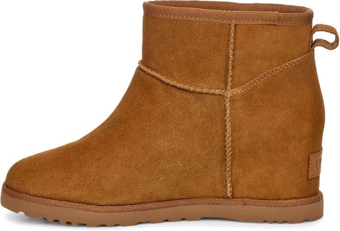 UGG classic femme mini marrón botas