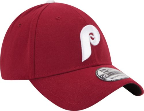 New Era Men s Philadelphia Phillies 39Thirty Cooperstown Classic Maroon Stretch  Fit Hat. noImageFound. Previous. 1. 2. 3 b15d186cd0aa