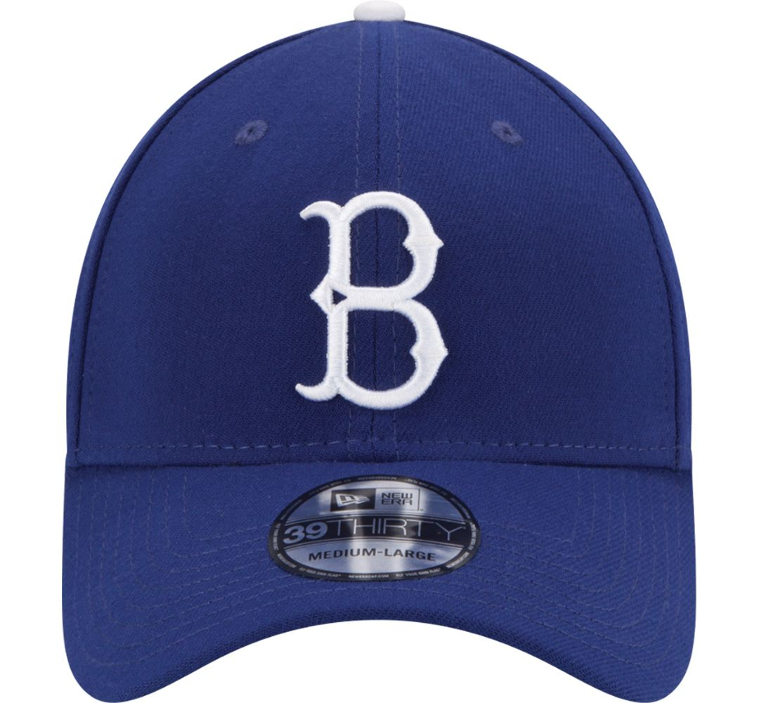 online store 31241 67ef6 New Era Men s Brooklyn Dodgers 39Thirty Classic Royal Stretch Fit Hat