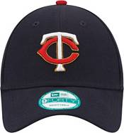 New Era Men's Minnesota Twins 9Forty Navy Adjustable Hat product image