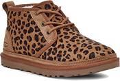 UGG Women's Neumel Leopard Sheepskin Boots product image