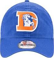 New Era Men's Denver Broncos Blue Core Classic Adjustable Hat product image