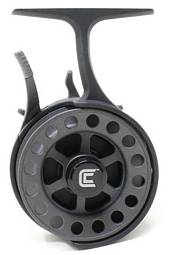 Clam Gravity Ice Fishing Reel - Graphite product image