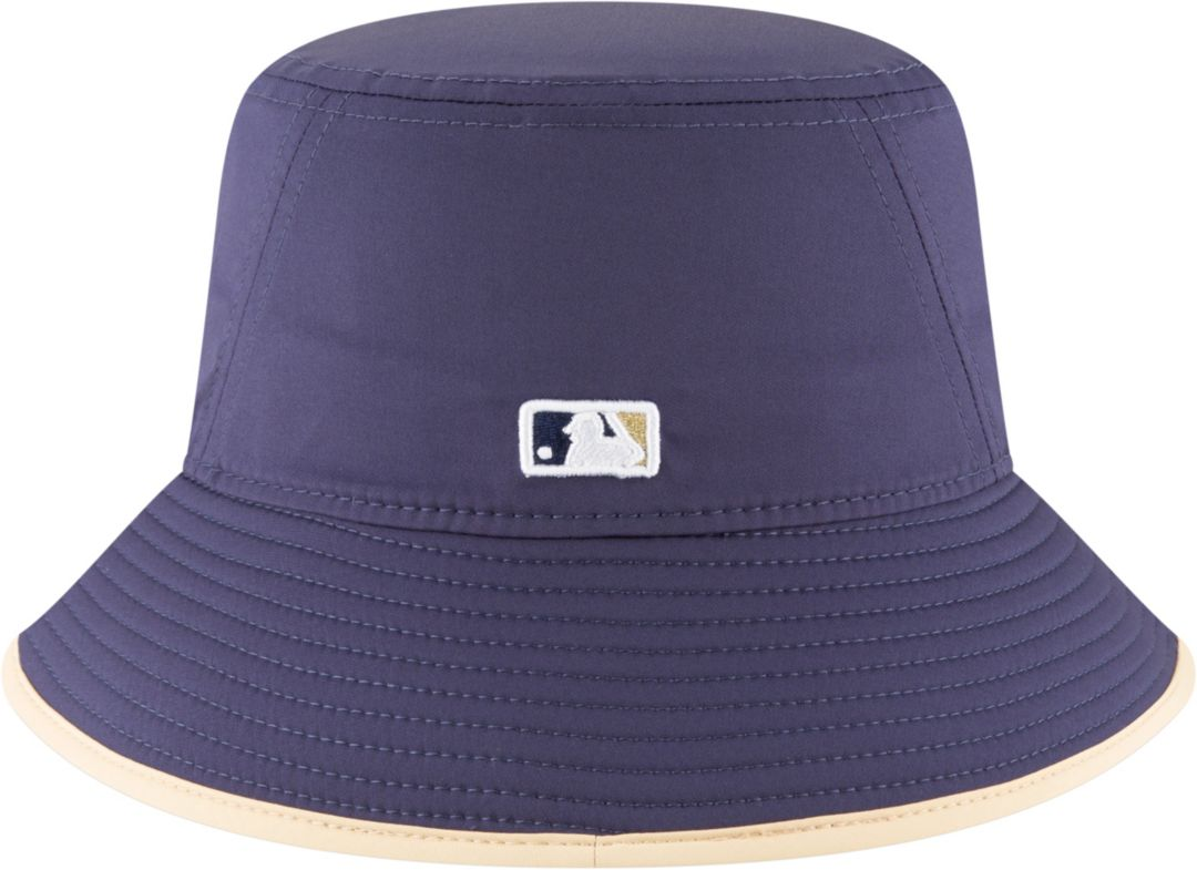 05c6a94b00612a New Era Men's Milwaukee Brewers Clubhouse Bucket Hat. noImageFound.  Previous. 1. 2