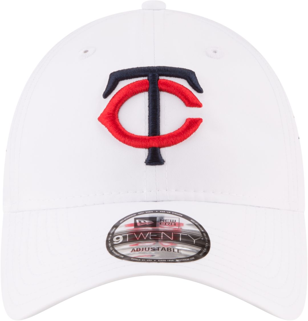 new arrival 1e14a d070b New Era Men s Minnesota Twins 9Twenty Adjustable Hat. noImageFound. Previous.  1. 2