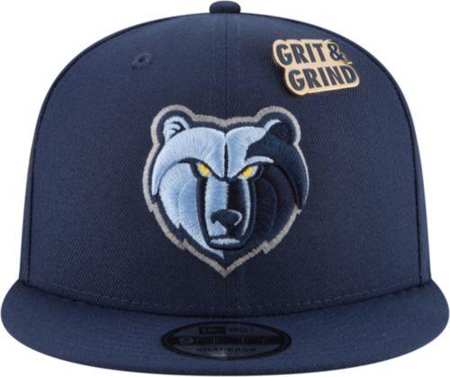 d502083b6b7d6 New Era Men s Memphis Grizzlies 2018 NBA Draft 9Fifty Adjustable Snapback  Hat