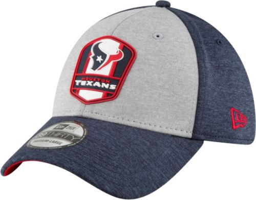 new styles b40ca a51d4 New Era Men s Houston Texans Sideline Road 39Thirty Stretch Fit Hat.  noImageFound. Previous. 1. 2. 3