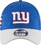 New Era Men's New York Giants Sideline Home 39Thirty Blue Stretch Fit Hat product image