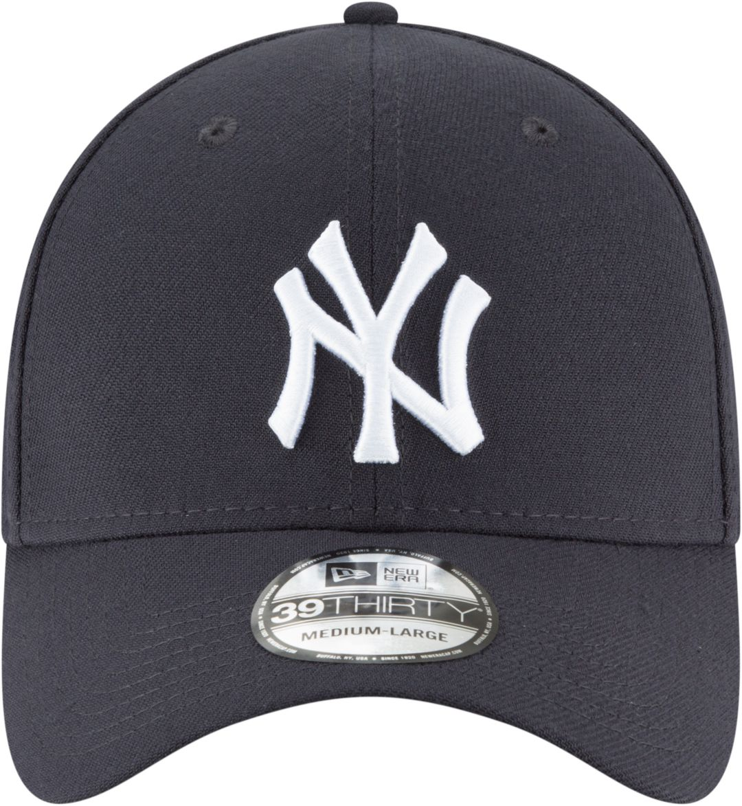 164c92396a14b3 New Era Men's New York Yankees 39Thirty Stretch Fit Hat w/ Italian ...