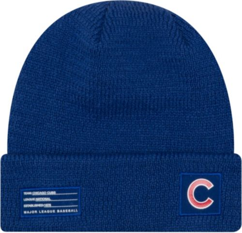 New Era Men s Chicago Cubs Clubhouse Knit Hat. noImageFound. Previous. 1. 2 a58c9b91823