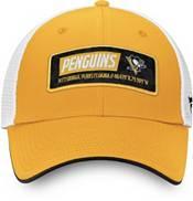 NHL Men's Pittsburgh Penguins Iconic Mesh Adjustable Hat product image