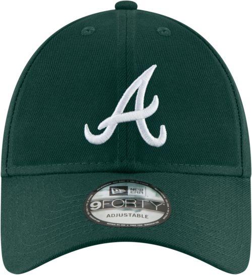 d9d5846ad44 New Era Men s Atlanta Braves Sports Matter 9Forty Adjustable Hat ...