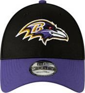 New Era Men's Baltimore Ravens Black League 9Forty Adjustable Hat product image