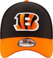 New Era Men's Cincinnati Bengals Black 39Thirty Classic Fitted Hat product image