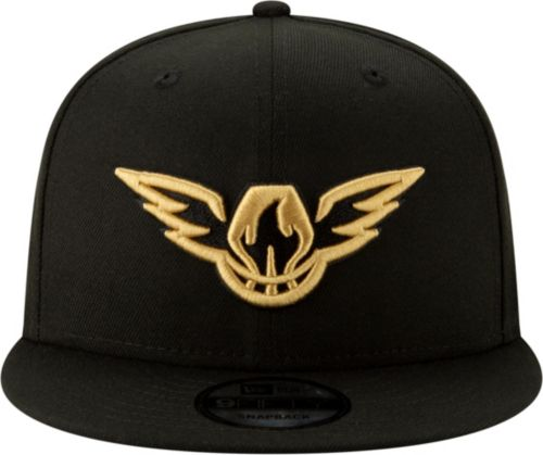 a05881656dd New Era Men s Atlanta Hawks 9Fifty City Edition Adjustable Snapback ...