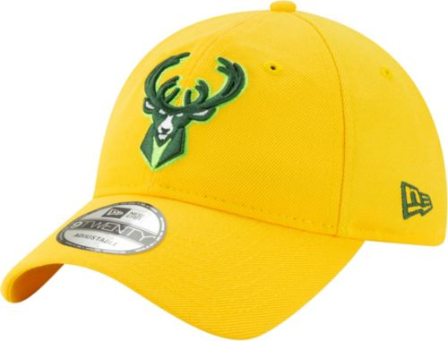 63605c4e1d82 New Era Men s Milwaukee Bucks 9Twenty City Edition Adjustable Hat.  noImageFound. Previous. 1. 2. 3