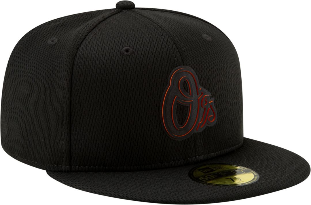quality design f802b d7f76 New Era Men s Baltimore Orioles 59Fifty Clubhouse Black Fitted Hat.  noImageFound. Previous. 1. 2. 3