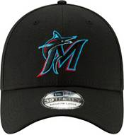 New Era Men's Miami Marlins 39Thirty Stretch Fit Hat product image
