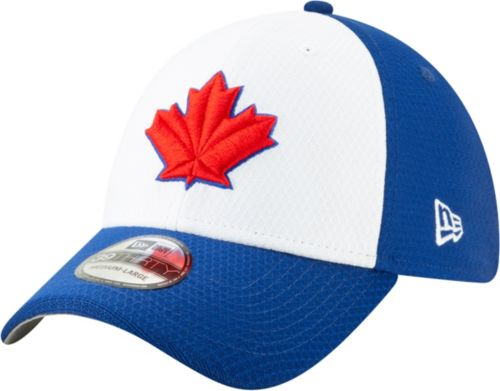 6fd59727e0f New Era Men s Toronto Blue Jays 39Thirty HexTech 2019 Spring Training  Stretch Fit Hat. noImageFound. Previous. 1. 2. 3