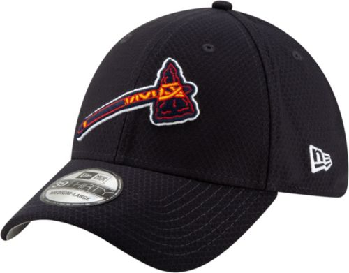2ec45c4f8eb New Era Men s Atlanta Braves 39Thirty HexTech 2019 Spring Training Stretch  Fit Hat. noImageFound. Previous. 1. 2. 3
