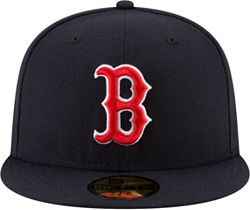 490c8b6a5889b New Era Men s 2018 World Series Champions 59Fifty Boston Red Sox Game Navy  Authentic Hat alternate