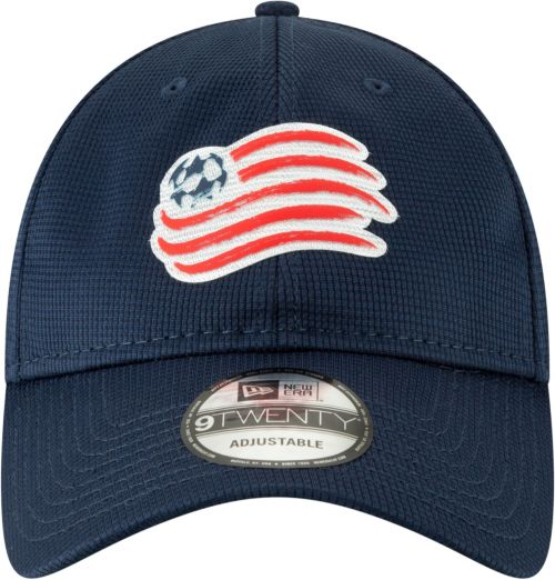 new product 9e128 7c9d2 MLS Men s New England Revolution 9Twenty Adjustable Hat