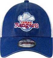 New Era Men's Texas Rangers 9Forty Cooperstown Trucker Adjustable Hat product image