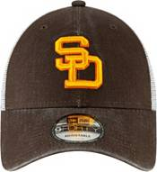New Era Men's San Diego Padres 9Forty Cooperstown Trucker Adjustable Hat product image
