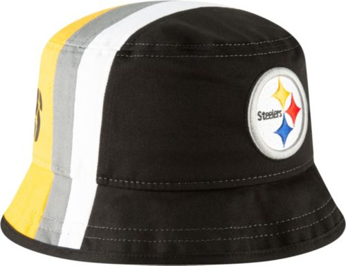 New Era Men s Pittsburgh Steelers  Designed by JuJu  Bucket Hat ... 0b7a5951b044