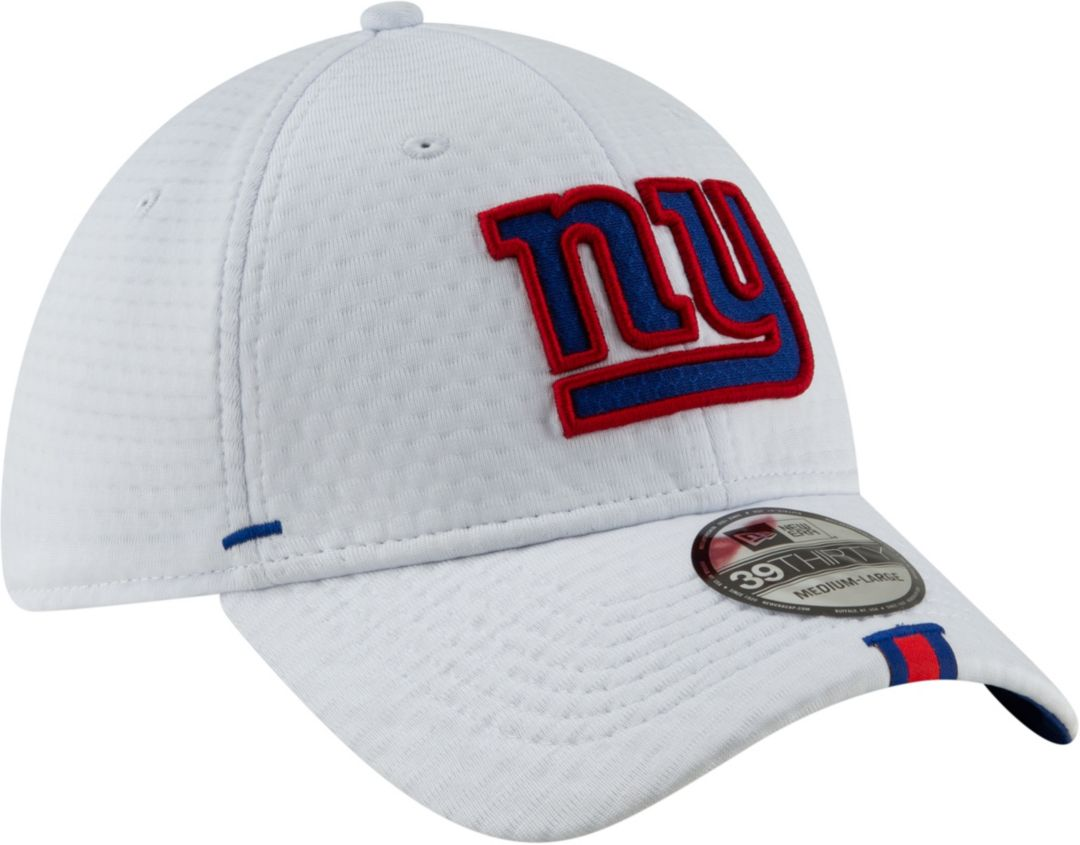 best service aa902 e3c6e New Era Men s New York Giants Sideline Training Camp 39Thirty Stretch Fit  White Hat. noImageFound. Previous. 1. 2. 3