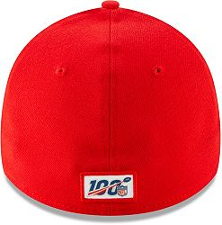 separation shoes a7347 9032d New Era Men s Tampa Bay Buccaneers 2019 NFL Draft 39Thirty Stretch Fit Red  Hat alternate 3